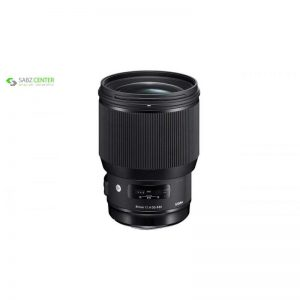لنز سیگما مدل 85mm f/1.4 DG HSM Art for Nikon Cameras Lens - 0