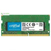 رم لپ تاپ DDR4 تک کاناله 2400 مگاهرتز CL17 کروشیال ظرفیت 16 گیگابایت - 0