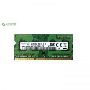 رم لپ تاپ سامسونگ مدل DDR3L 1600MHz ظرفیت 4 گیگابایت - 0