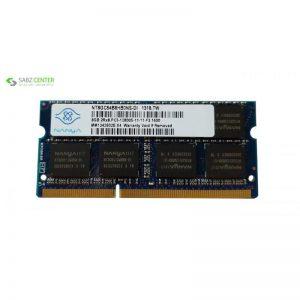 رم لپ تاپ نانیا مدل DDR3 PC3 12800S MHz ظرفیت 8 گیگابایت - 0