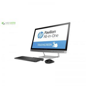 کامپیوتر همه کاره 24 اینچی اچ پی مدل Pavilion 24 A7T Plus - 0