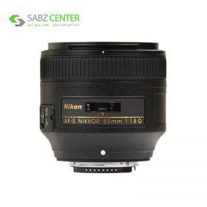 لنز دوربین نیکون مدل 85mm F/1.8G AF-S - 0