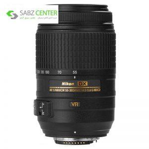 لنز نیکون مدل 55-300mm AF-S DX f/4.5-5.6G ED VR - 0