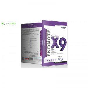 مجموعه نرم افزاری EndNote X9 نشر جی بی تیم - 0