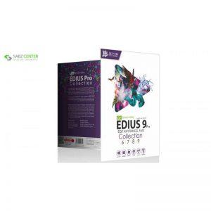 نرم افزار مجموعه Edius Pro 9 و Collection نشر جی بی - 0