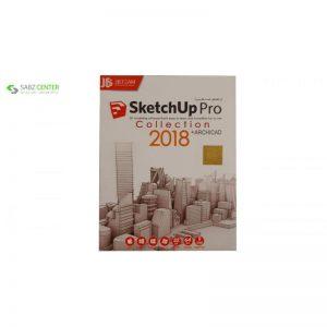 مجموعه نرم افزار Sketchup Pro Collection نشر جی بی تیم - 0