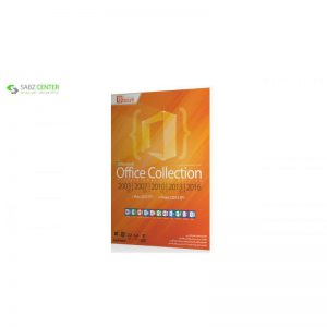 نرم افزار Office Colection نشر جی بی تیم - 0