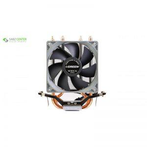 خنک کننده پردازنده گرین مدل NOTUS-95 PWM - 0