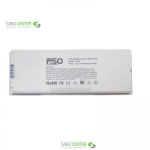 Battery Laptop Apple Macbook A1185-6Cell باتری لپ تاپ اپل سفید