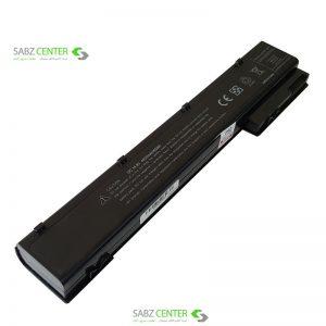 Battery Laptop HP EliteBook 8560W-8570W-8760-6Cell باتری لپ تاپ اچ پی