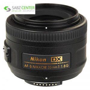 لنز نیکون مدل 35mm f/1.8G DX AF-S - 0