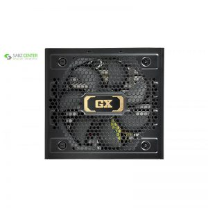 منبع تغذیه کامپیوتر کولر مستر مدل GXII VER.2 650W - 0
