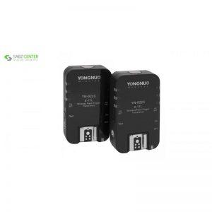 تریگر فلاش وایرلس یونگنو مدل YN-622C E-TTL مناسب برای دوربین های کانن - 0