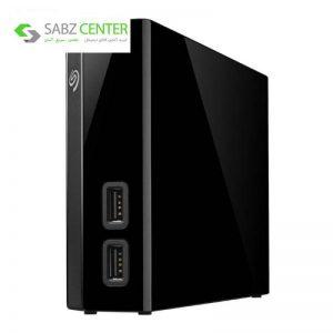 هارددیسک اکسترنال سیگیت مدل Backup Plus Hub Desktop ظرفیت 6 ترابایت - 0