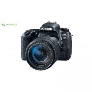 دوربین دیجیتال کانن مدل EOS 77D به همراه لنز 18-135 میلی متر IS USM - 0