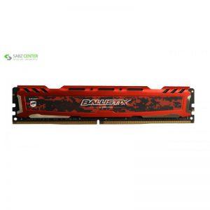 رم دسکتاپ DDR4 تک کاناله 2400 مگاهرتز CL16 کروشیال مدل Ballistix Sport ظرفیت 8 گیگابایت - 0