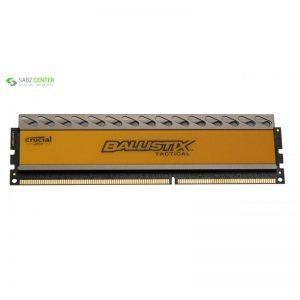 رم دسکتاپ DDR3 تک کاناله 1866 مگاهرتز CL9 کروشیال مدلBallistix Tactical ظرفیت 4 گیگابایت - 0