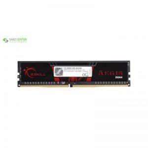 رم دسکتاپ DDR4 تک کاناله 3000 مگاهرتز جی.اسکیل مدل Aegis ظرفیت 8 گیگابایت - 0