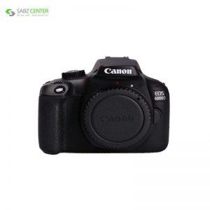 دوربین دیجیتال کانن مدل EOS 4000D به همراه لنز 18-55 میلی متر IS II - 0