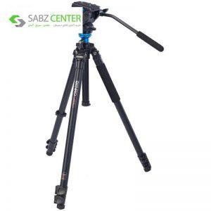 سه پایه دوربین بنرو مدل A2573FS4 - 0