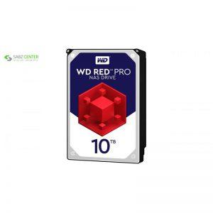 هارددیسک اینترنال وسترن دیجیتال مدل Red Pro WD101KFBX ظرفیت 10 ترابایت - 0