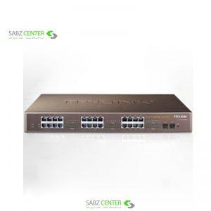 تی-پی-لینک-سوئیچ-24-پورت-مدیریتی-وب-اسمارت-TL-SG2224WEB