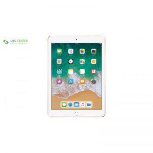 تبلت اپل مدل iPad 9.7 inch 2018 WiFi ظرفیت 128 گیگابایت - 0