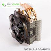 سیستم خنک کننده بادی گرین مدل NOTOUS 200-PWM - 0