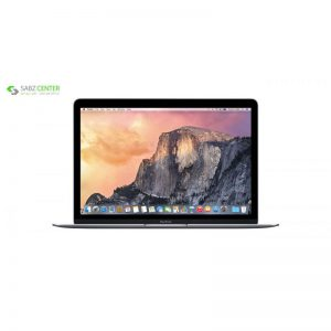 لپ تاپ 12 اینچی اپل مدل MacBook MNYF2 2017 - 0
