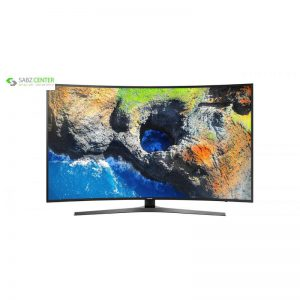 تلویزیون ال ای دی هوشمند خمیده سامسونگ مدل 65MU7995 سایز 65 اینچ - 0