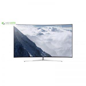 تلویزیون ال ای دی هوشمند خمیده سامسونگ مدل 55MS9995 سایز 55 اینچ - 0
