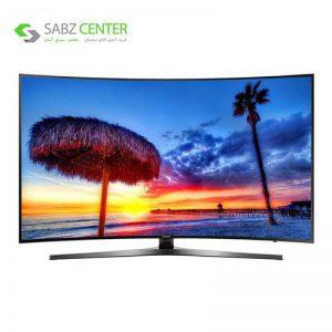 تلویزیون ال ای دی هوشمند خمیده سامسونگ مدل 49KU7975 سایز 49 اینچ - 0