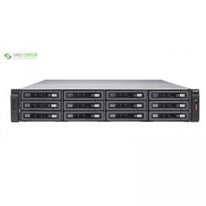 ذخیره ساز تحت شبکه کیونپ مدل TES-1885U-D1521 8GR - 0