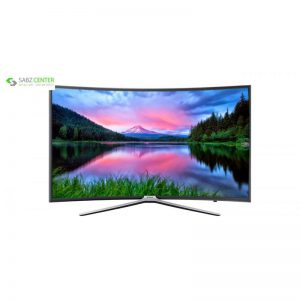 تلویزیون ال ای دی هوشمند خمیده سامسونگ مدل 55N6950 سایز 55 اینچ - 0