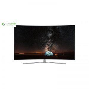 تلویزیون کیولد هوشمند خمیده سامسونگ مدل 55Q7880 سایز 55 اینچ - 0