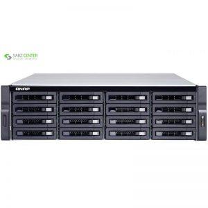 ذخیره ساز تحت شبکه کیونپ مدل TS-1673U-RP-8G - 0