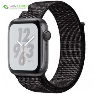 ساعت هوشمند اپل واچ 4 مدل Nike 44mm Space Gray Aluminum Case with Anthracite/Black Nike Sport Band - 0