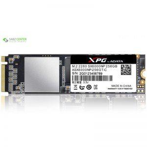اس اس دی اینترنال ای دیتا مدل XPG SX6000 M.2 2280 ظرفیت 256 گیگابایت - 0