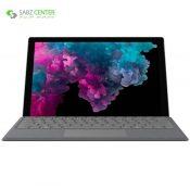 تبلت مایکروسافت مدل Surface Pro 6 - D به همراه کیبورد رنگ نقره ای - 0