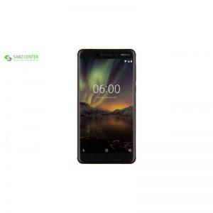 گوشی موبایل نوکیا مدل 6.1 دو سیم کارت ظرفیت 64 گیگابایت - 0