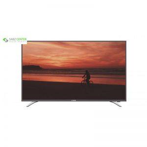 تلویزیون ال ای دی هوشمند ایکس ویژن مدل 55XT515 سایز 55 اینچ - 0