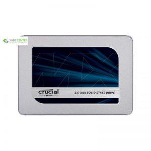 اس اس دی اینترنال کروشیال مدل MX500 ظرفیت 500 گیگابایت - 0