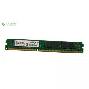 رم کامپیوتر کینگستون مدل 10600 DDR3 1333MHz ظرفیت 4 گیگابایت - 0
