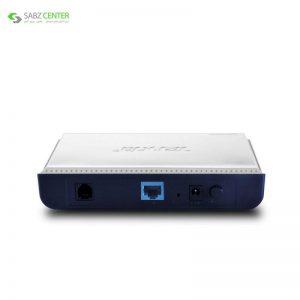 مودم-روتر +ADSL2 و باسیم تندا مدل D820R - 0