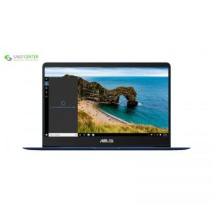 لپ تاپ 14 اینچی ایسوس مدل ZenBook UX430UN -D - 0
