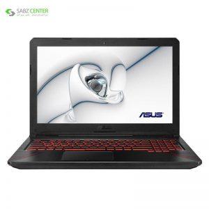 لپ تاپ 15 اینچی ایسوس مدل FX504GD-F - 0
