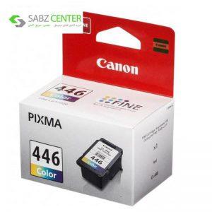 کارتریج کانن مدل Pixma 446 رنگی - 0
