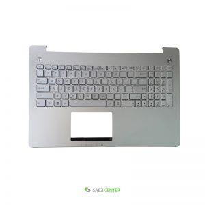 کیبورد لپ تاپ ایسوس N550
