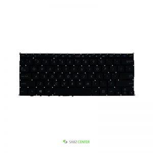 کیبورد لپ تاپ ایسوس S200-X200 مشکی-اینترکوچک بدون فریم