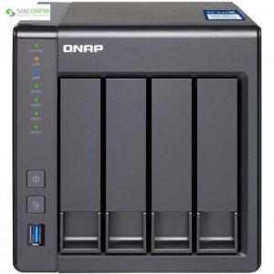 ذخیره ساز تحت شبکه کیونپ مدل TS-431X-2G بدون دیسک - 0